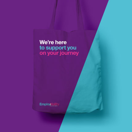 Branding for a national employment opportunity scheme